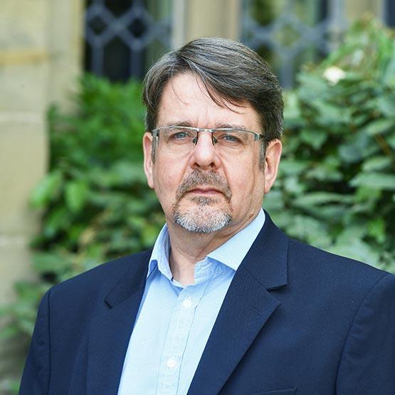 Finance Director Alan Eaton