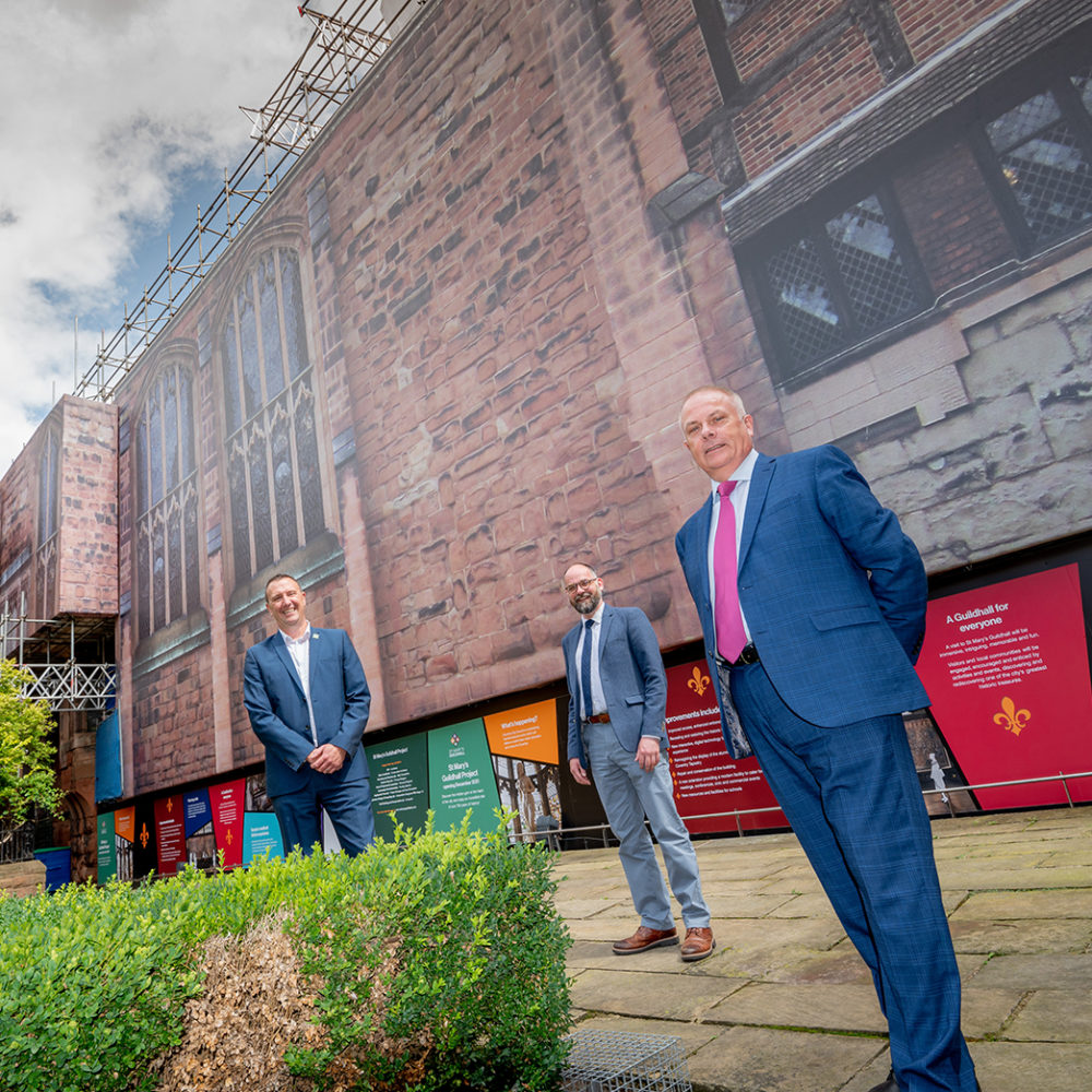 No Ordinary Hospitality Management set to manage St Mary's Guildhall